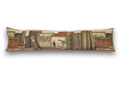 Library Tapestry Draught Excluder (90cm x 22cm)