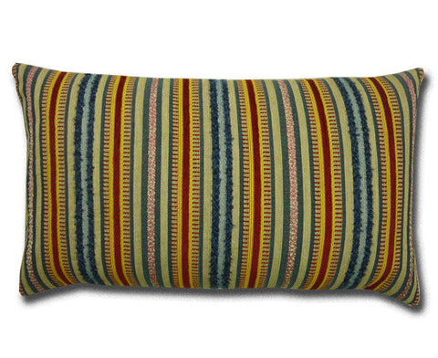 Prima Stripe Long Cushion