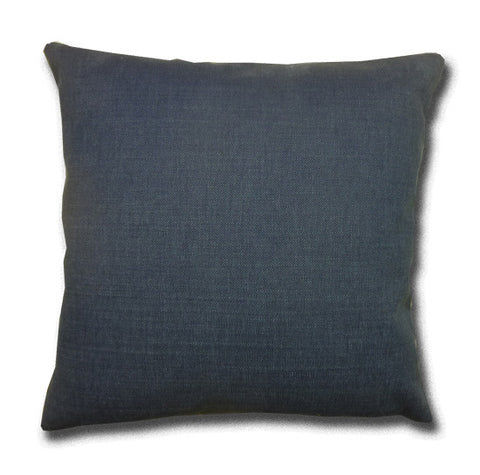 Linara Cushion, Indigo Blue (43x43cm)