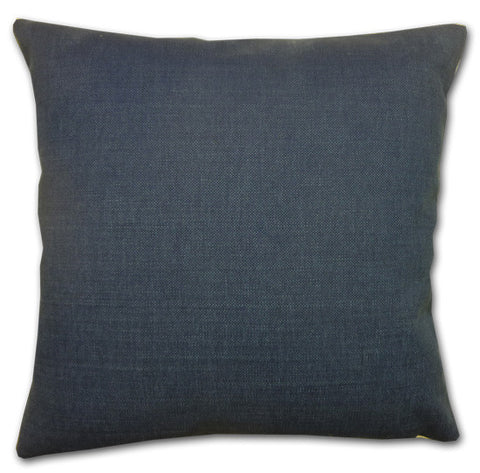Linara Indigo Blue Cushion (50x50cm)
