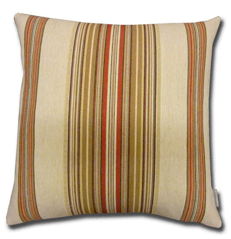 Salcombe Stripe (B) Extra Large Cushion (58cm x 58cm)