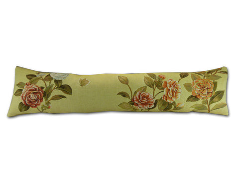 Camelias Cream Draught Excluder (88x20cm)