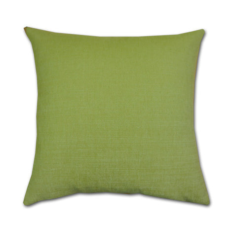Linara Cushion, Pale Lime Green (43x43cm)
