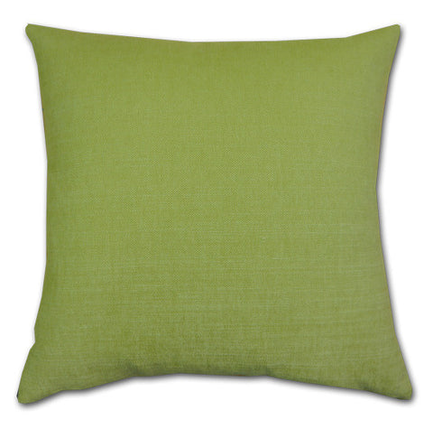 Linara Pale Lime Cushion (50x50cm)