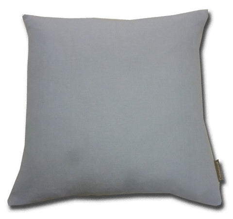 Sky Blue Linen Cushion (50x50cm)