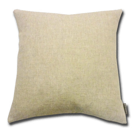 Natural Linen Cushion (50x50cm)