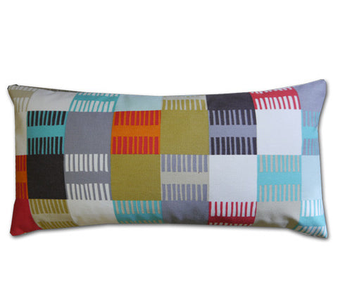 Navajo Long Cushion (60cm x 28cm)