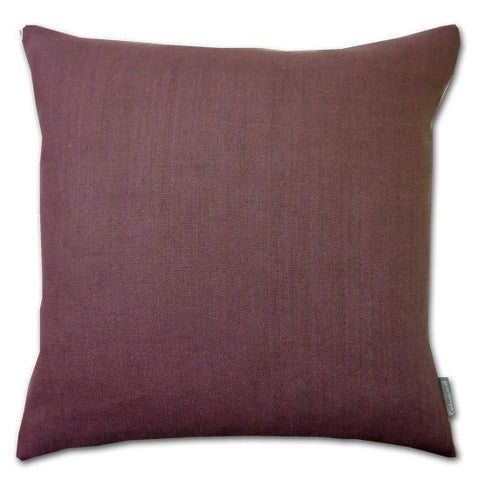 Mulberry Linen Cushion (50x50cm)