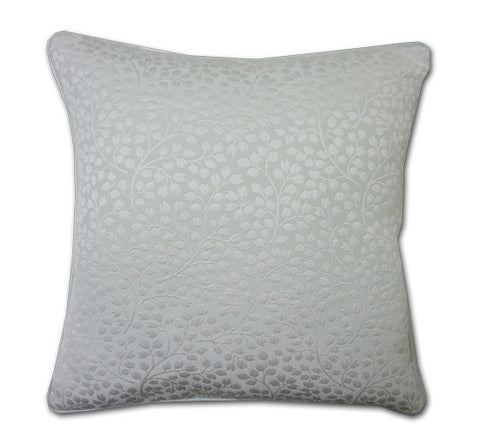 Filigree Peppermint Cushion (43x43cm)