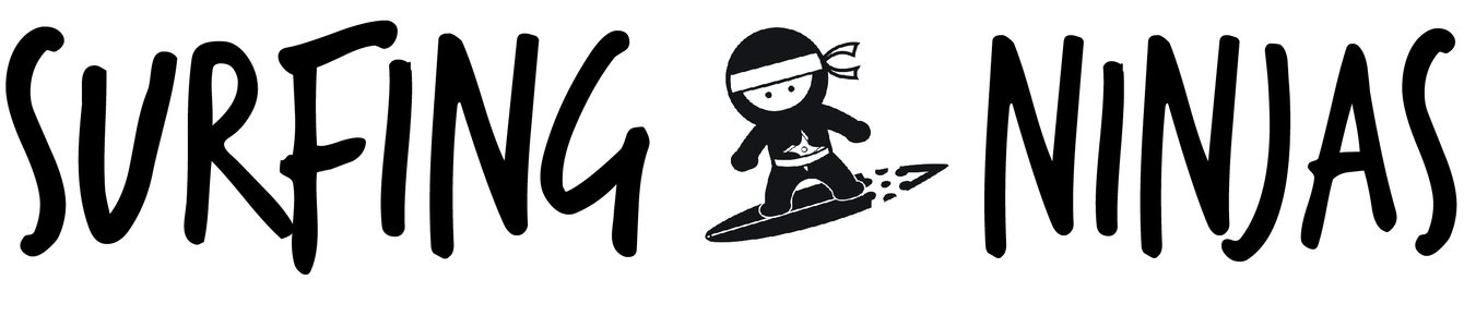 Surfing Ninjas Clothing