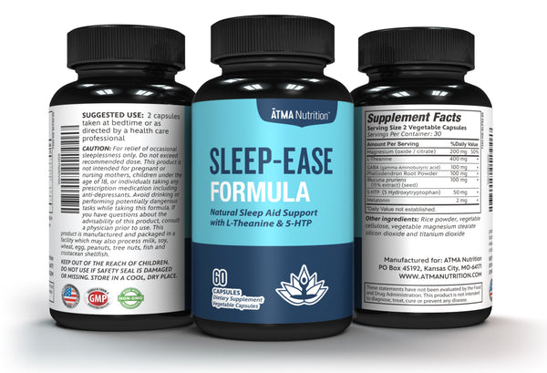 PREMIUM SLEEP EASE FORMULA