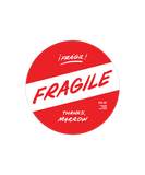 Marrow Fragile sticker