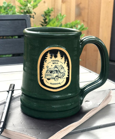 Merit Badge Mug · 24oz