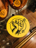 Gross Shaka drink coaster
