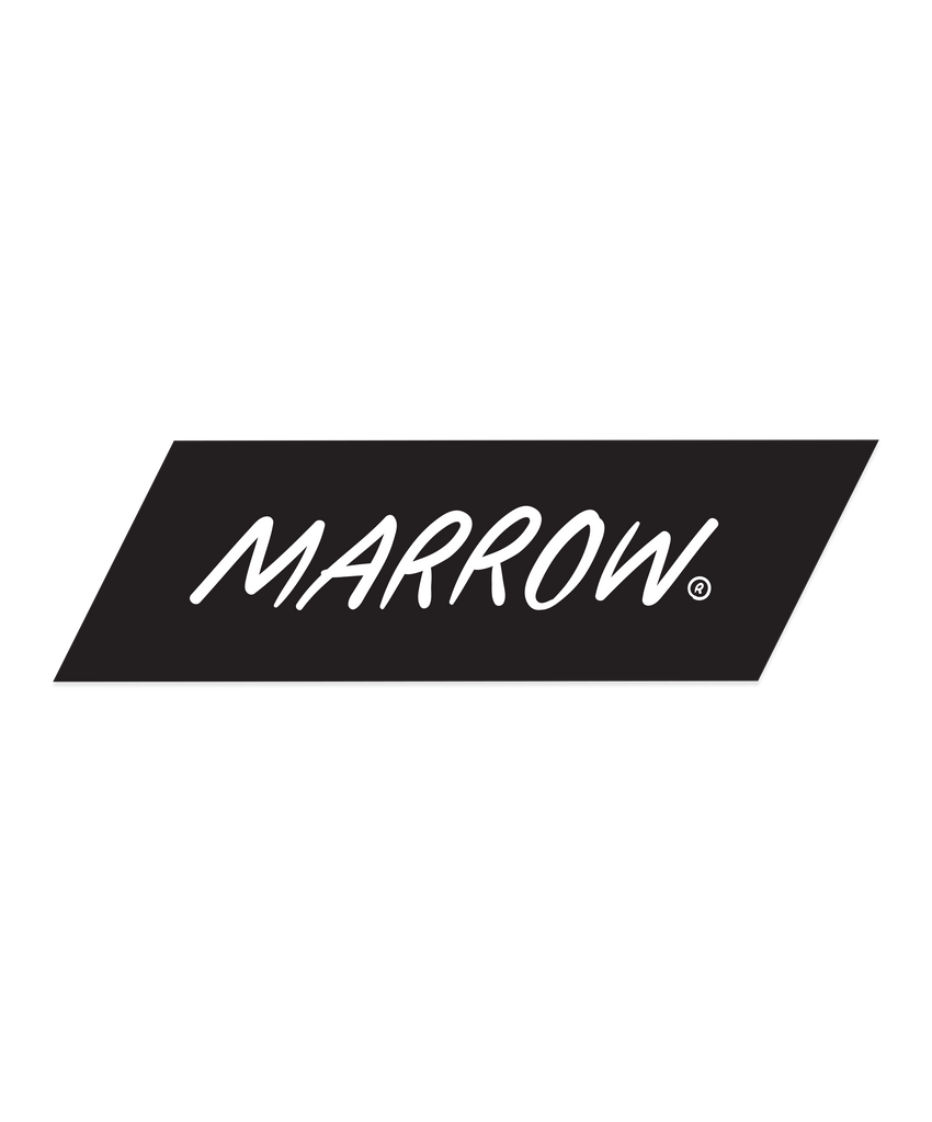 Marrow Parallel bumper sticker