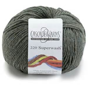 Cascade 220 Superwash Worsted