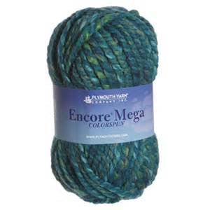 Plymouth Encore Mega Colorspun