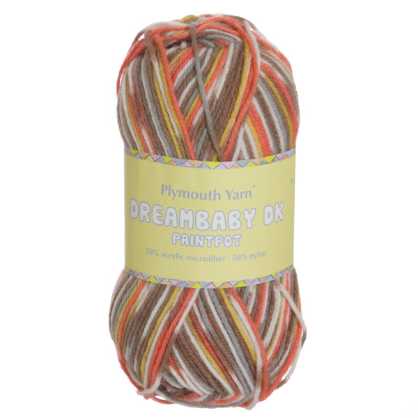 Plymouth Dreambaby Paintpot DK