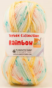 Plymouth Toybox Rainbow