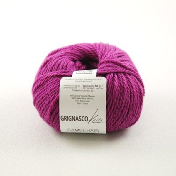 Grignasco Knits Camel Hair