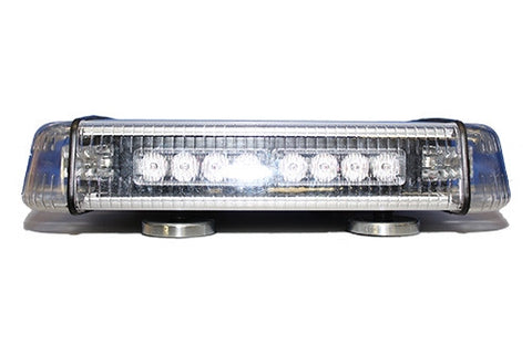 POLICE LIGHTZ - 2ND GENERATION RESQ MINI LED LIGHTBAR - Lightbar City