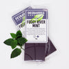 Foggy River Mint Dark Chocolate Bar