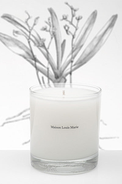 No. 02 Le Long Fond Candle by Maison Louis Marie