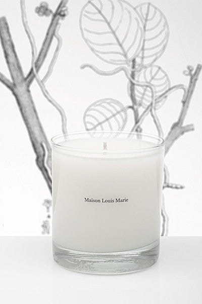 No. 03 L'Etang Noir Candle by Maison Louis Marie