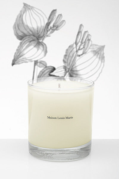 No. 06 Neige De Printemps Candle by Maison Marie Louis