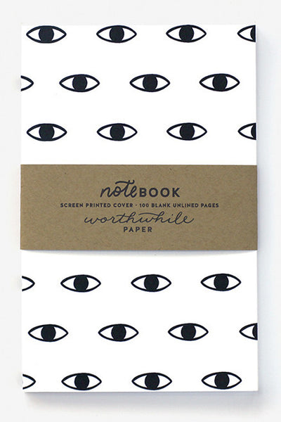 Worthwhile Paper Eye Notebook