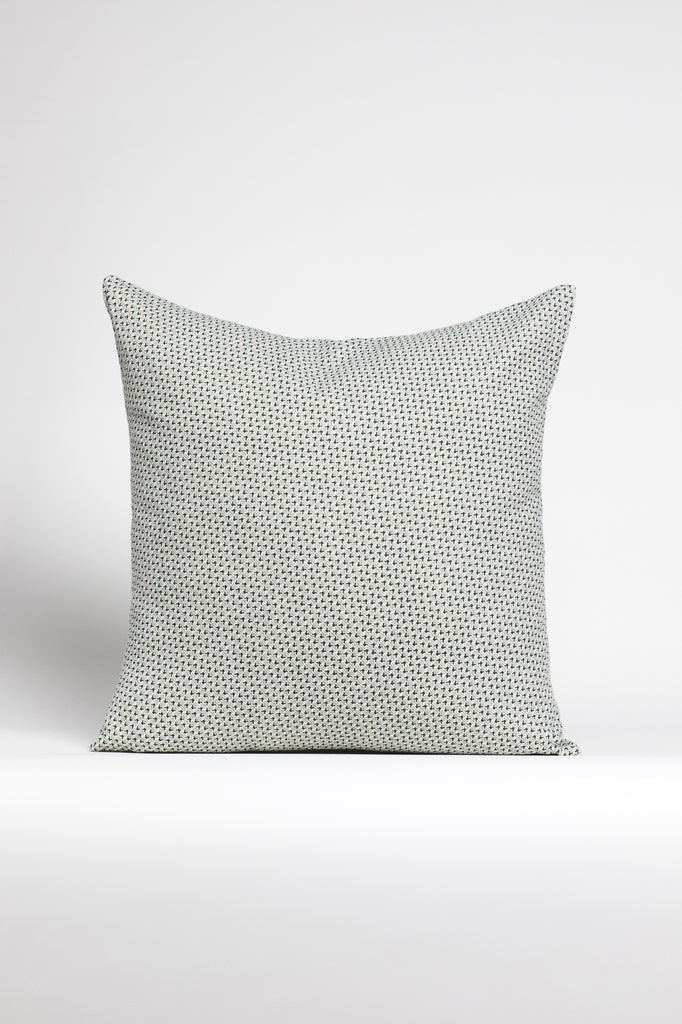 Green Printed Pillows