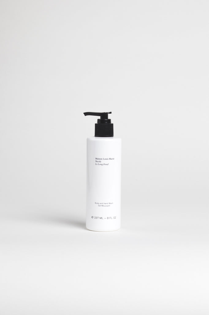 Maison Louie Marie No.02 Le Long Fong Body and Hand Wash