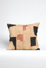 African Geometric Print Pillow 4