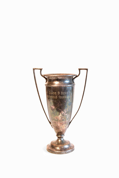 Vintage Greenfield Boys Cup Trophy