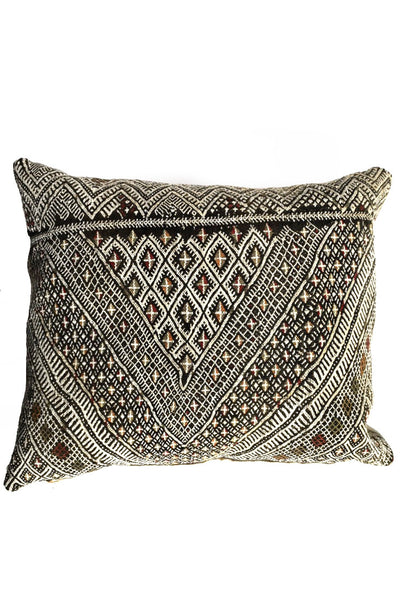 Oversized Kilim PIllow