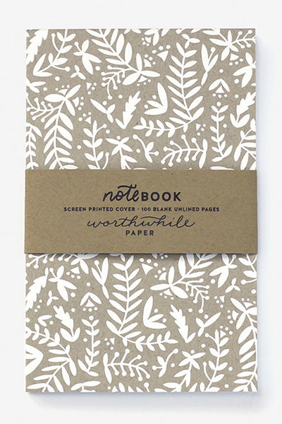 Worthwhile Paper Nature Notebook