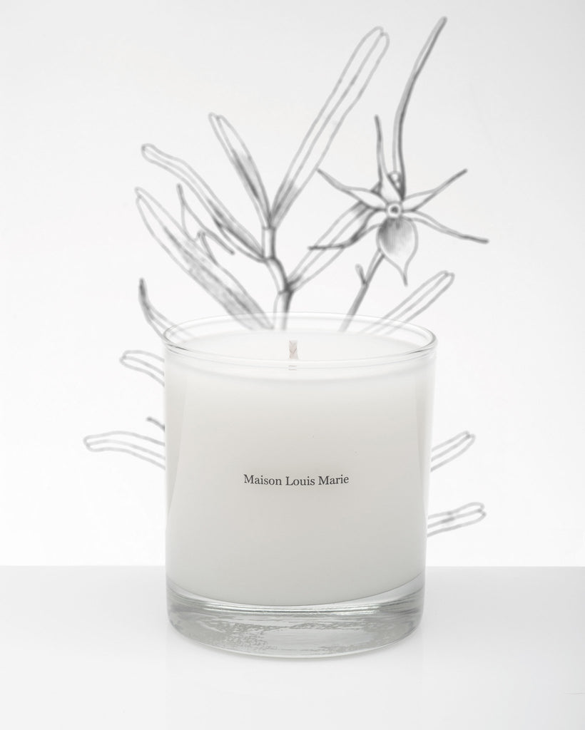 No.10 Aboukir Candle by Maison Louis Marie