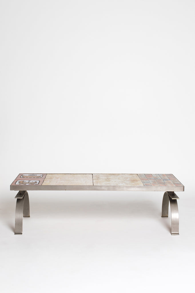 Ceramic Coffee Table