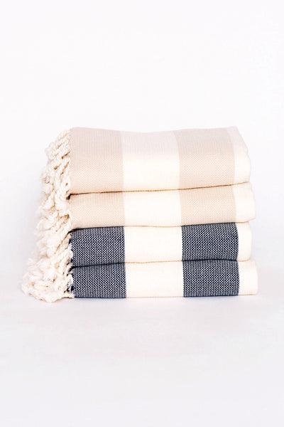 Hamamlique Amalfi Throw - 2 Colors