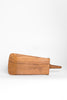 Carl Aubock Wood Chopping Board with Leather Detailing