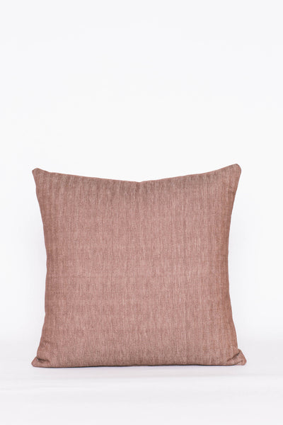 Deep Violet Square Pillow