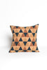 Vintage Neutrals Print Pillow
