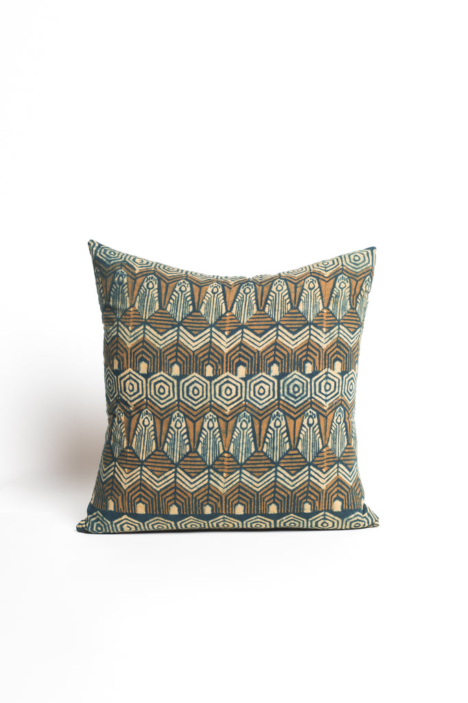 Inked Geometries Pillow