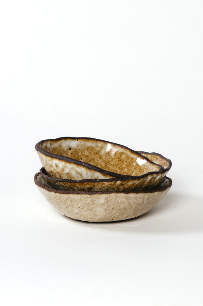 Set of Three Stacking Bowls