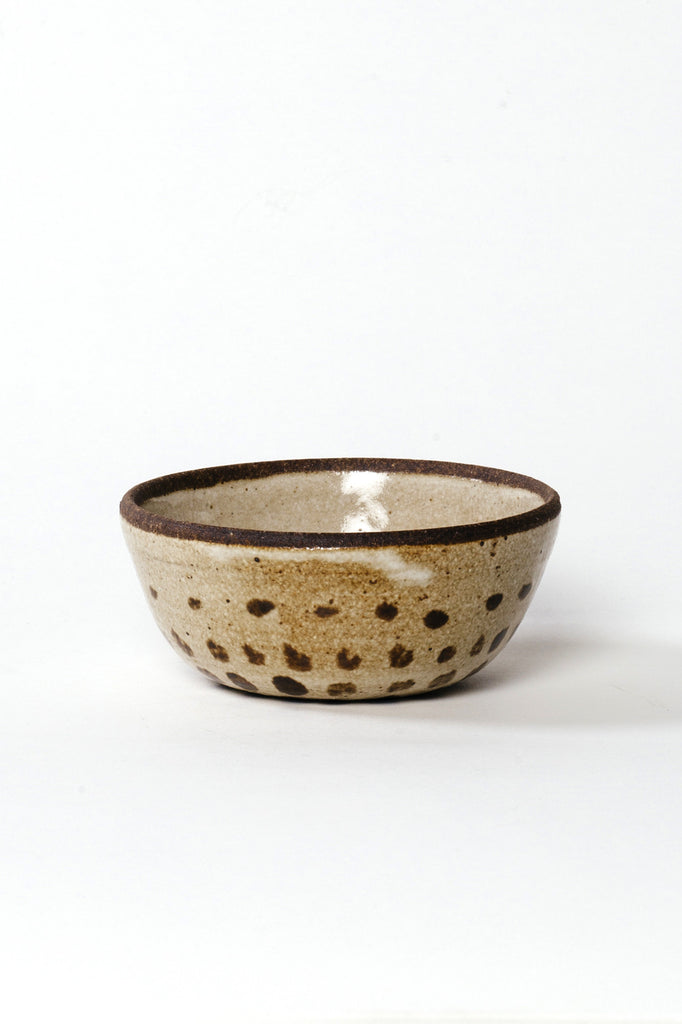 Dotted Ceramic Bowl