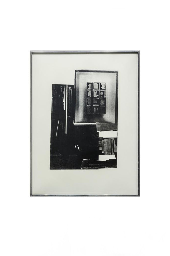 Louise Nevelson: Façade Suite 2