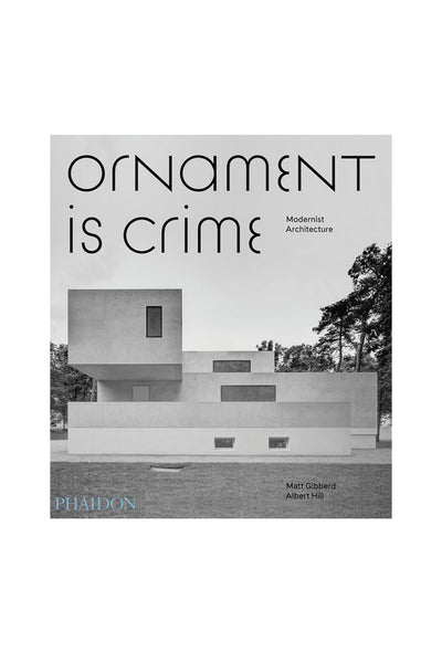 Ornement is Crime