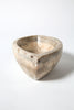 Elliptical Marble Bowl