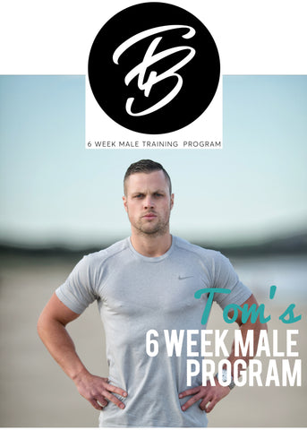 6 Week Mens Program