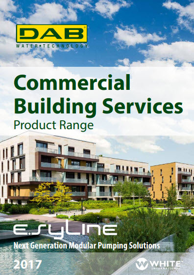 DAB Commercial Building Services Catelogue